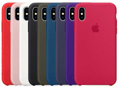 Apple Silicone Case iPhone XS MAX Original