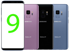 Galaxy S9 G960FD 4/64 GB (2018)