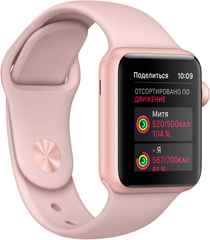 Apple Watch Sport 38мм MNNH2