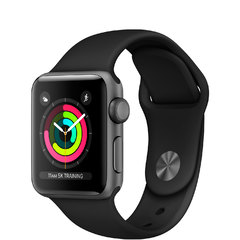 Apple Watch Series 3 GPS 38мм MQKV2