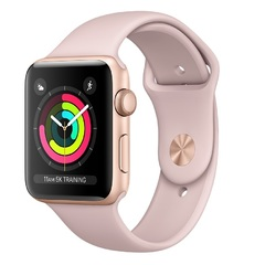 Apple Watch Series 3 GPS 38мм MQKW2
