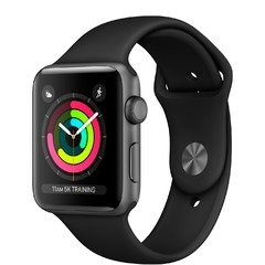 Apple Watch Series 3 GPS 42мм MQL12