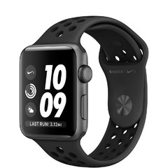 Apple Watch Nike+ Series 3 GPS 42mm MQL42